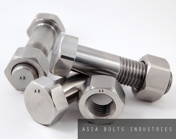 Asbo Bolts & Nuts